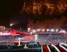 凝聚爱国主义的磅礴力量!――新中国成立70周年盛典启示录